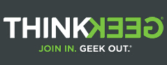 thinkgeek优惠券