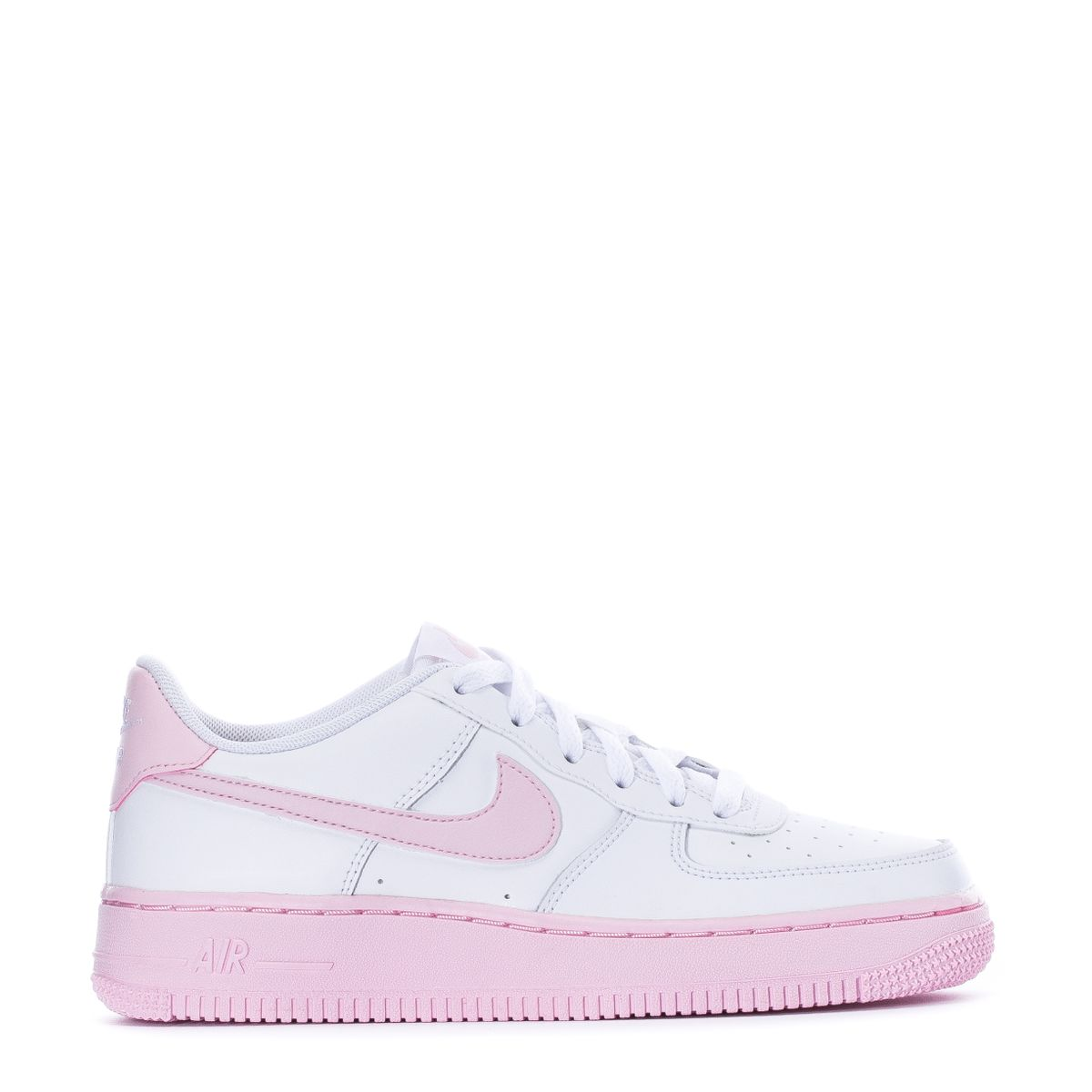 NIKE AIR FORCE 1 LV8 1空军一号白粉大童鞋 $79.99